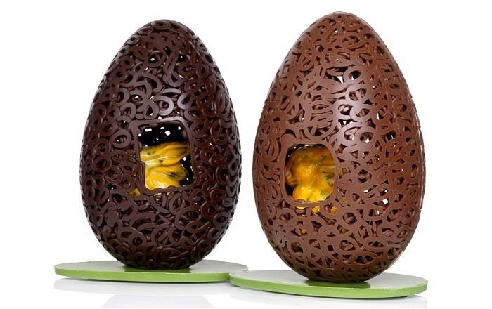 Uova d'autore: l'arte dei maître chocolatier