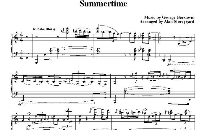 Summertime - Setup Ragusa