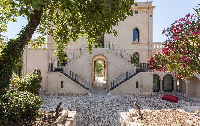 Villa Boscarino - L'autenticità del vecchio e del nuovo
